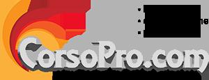 corsopro.com Logo