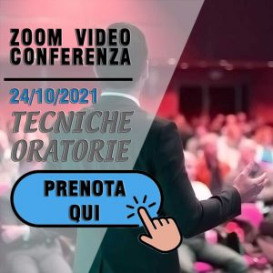 tecniche oratorie videoconferenza zoom